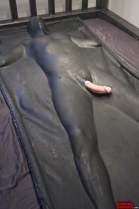 vacuum bed left hours femdom